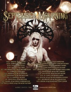 September Mourning. With guests - Dec 19, 2016 at Red Room @ Red Room Ultra Bar (Vancouver) |  |  |