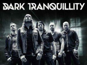 Dark Tranquillity, Warbringer, Striker, Dead Asylum. Sep 28 - Vancouver @ Rickshaw Theatre