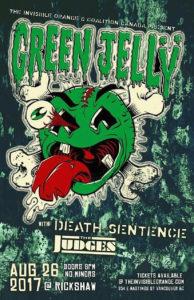 Green Jello :: Rickshaw Theatre @ Rickshaw Theatre