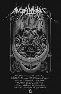 AngelMaker :: The Wise Hall (All Ages) @ The Wise Hall & Lounge | Vancouver | British Columbia | Canada