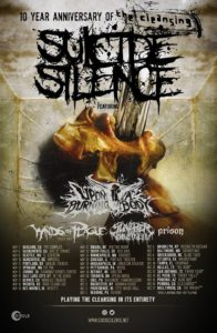 Suicide Silence :: The Imperial @ Imperial | Vancouver | British Columbia | Canada