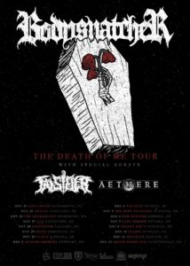 Bodysnatcher/ Falsifier/ Aethere :: 333 Hall @ 333 | Vancouver | British Columbia | Canada