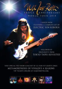 Uli Jon Roth :: Venue Nightclub @ Venue Nightclub | Vancouver | British Columbia | Canada