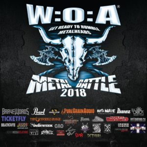 Wacken Open Air: Metal Battle Vancouver 2018 @ Red Room Ultra Bar (Vancouver) | Vancouver | British Columbia | Canada