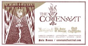 Covenant Festival Montreal II :: La Sala Rosa (Montreal QC) @ La Sala Rosa | Montréal | Québec | Canada