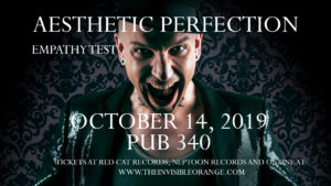 AESTHETIC PERFECTION @ Pub 340