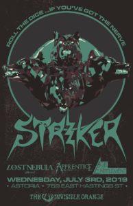 STRIKER | LOST NEBULA | Apprentice @ Astoria Hastings