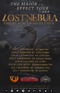 LOST NEBULA | Krypteia | Crimson Witch (Victoria) @ Copper Owl