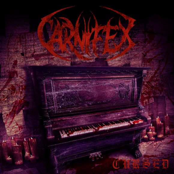 """CARNIFEX – Release Visualizer For Their New Single """"Cursed (isolation mix)"""""""