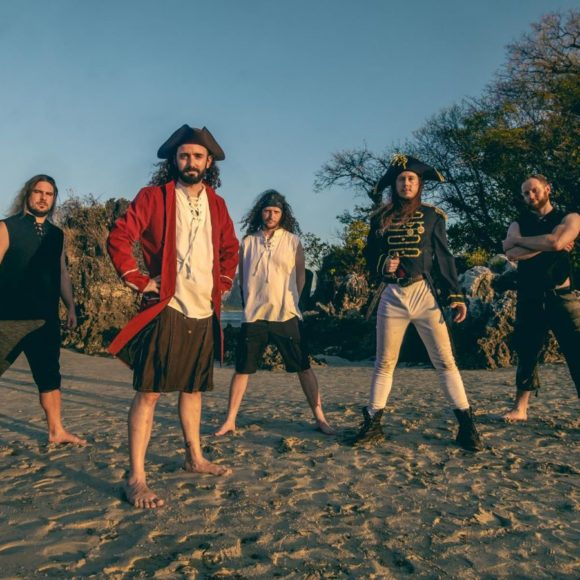 """ALESTORM Releases New Single & Official Video """"Pirate Metal Drinking Crew"""""""