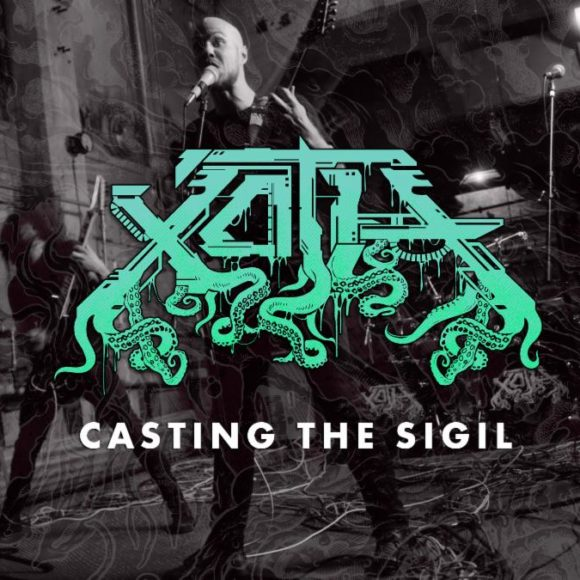 """Seattle Sci-Fi Shredders XOTH Release Official Video for """"Casting The Sigil"""""""