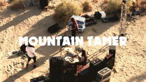Live in the Mojave Desert - MOUNTAIN TAMER @ Mojave Desert