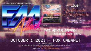 FM ATTACK The Never Ending @ Fox Cabaret