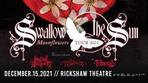 SWALLOW THE SUN @ Rickshaw Theatre