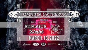 Omnium Gatherum @ Rickshaw Theatre